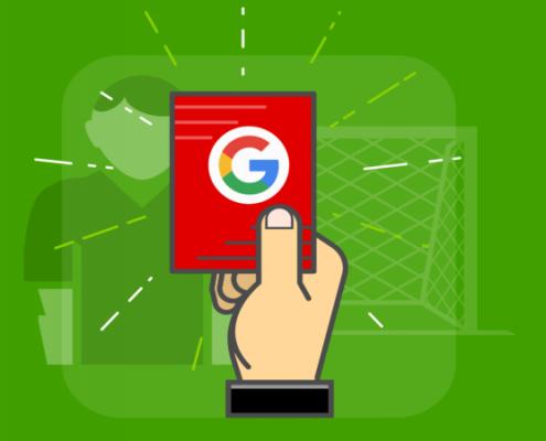 come evitare le penalizzazioni di Google
